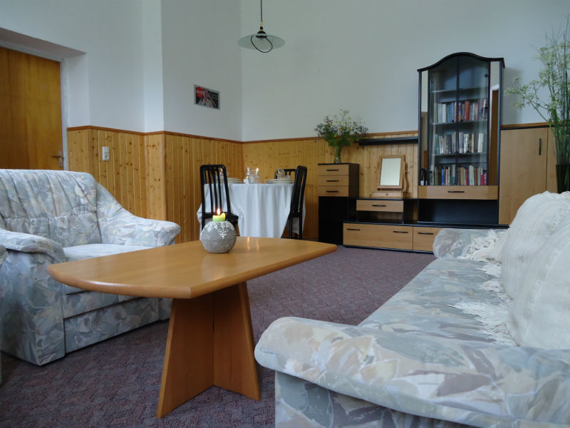 Living room apartment 4