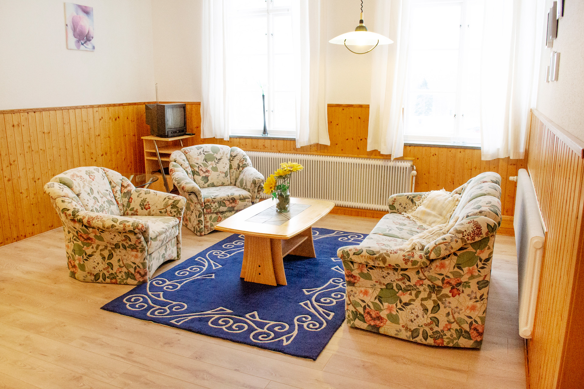 Living room apartment 3